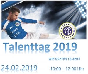 Talenttag 2019 (Jahrgang 2006 und 2007)